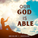 Our God is Able